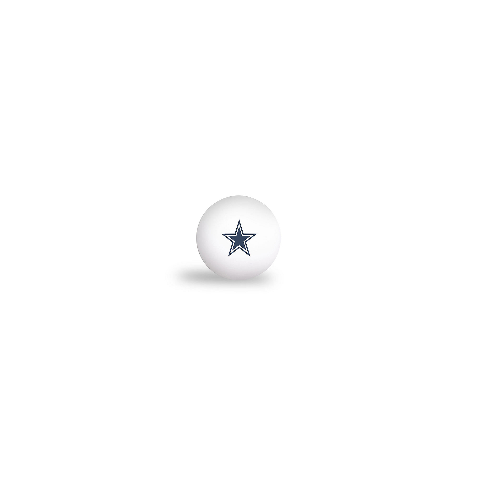 Dallas Cowboys Ping Pong Balls