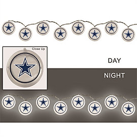 Dallas Cowboys String Lights