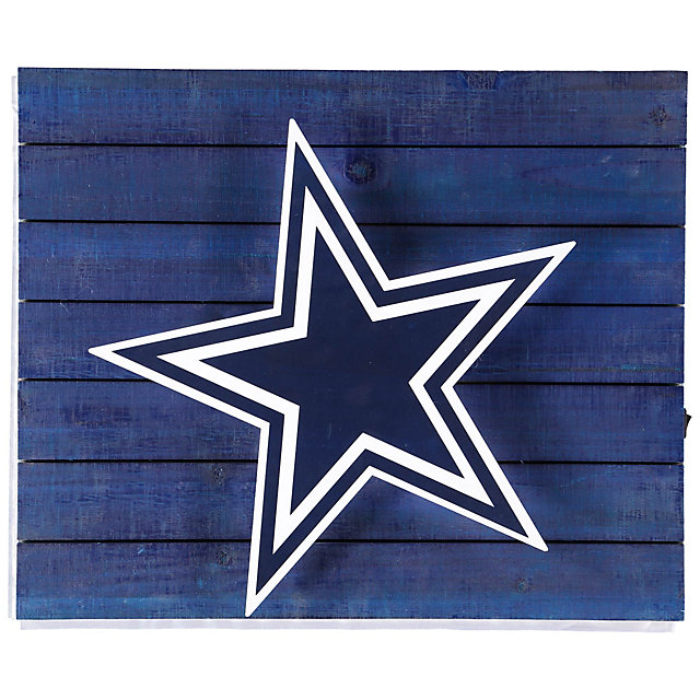 Dallas Cowboys Lit Wall Decor Home  Office Accessories Catalog