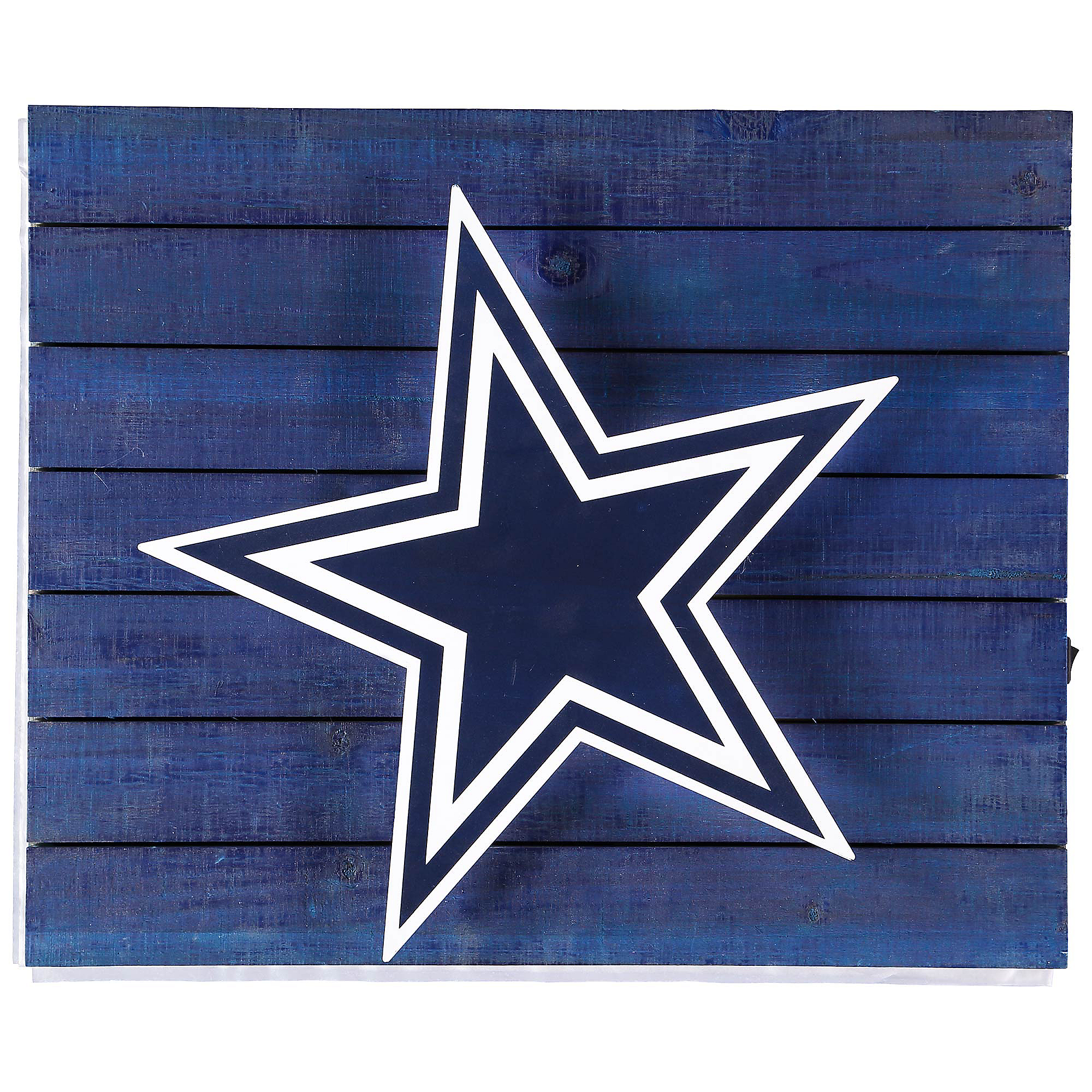 Dallas Cowboys Lit Wall Decor