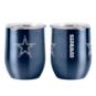 Dallas Cowboys 16 oz. Ultra Stemless Wine Tumbler