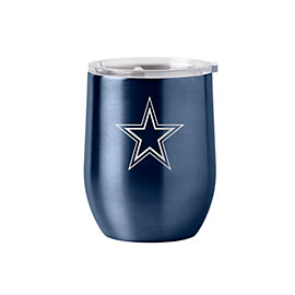 Dallas Cowboys 16 oz Ultra Stemless Wine Tumbler