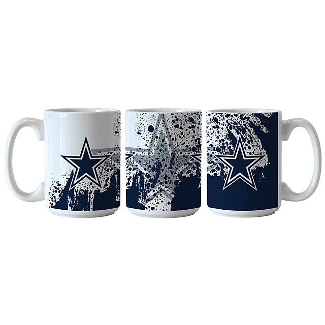 Dallas Cowboys Splatter Mug