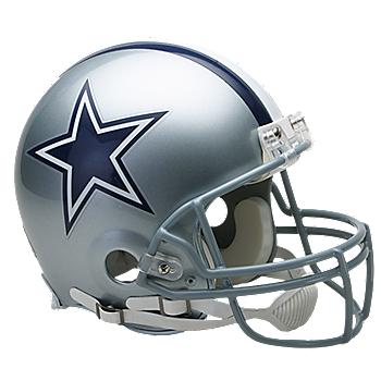 Dallas Cowboys Riddell Authentic Helmet