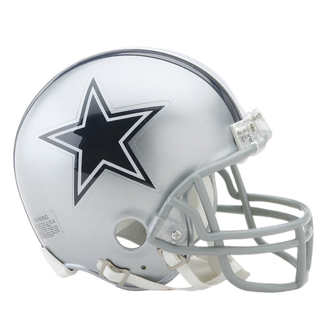 Dallas Cowboys Replica Mini Football Helmet