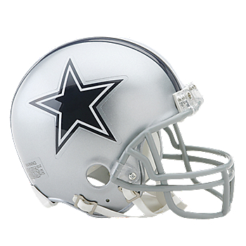 Dallas Cowboys Replica Mini Football Helmet
