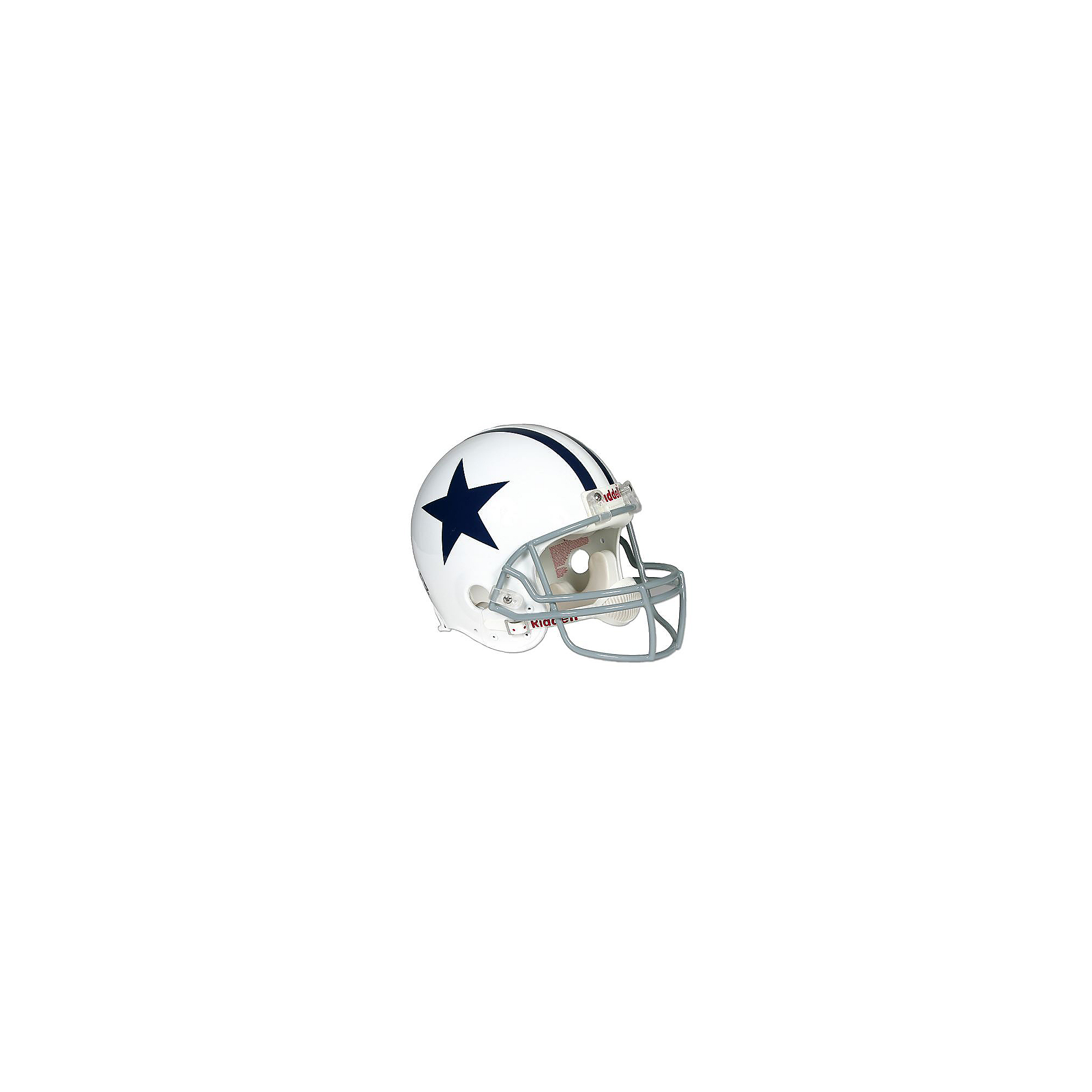 newest 327eb a6b64 Dallas Cowboys Replica Throwback Helmet   Dallas Cowboys Pro Shop