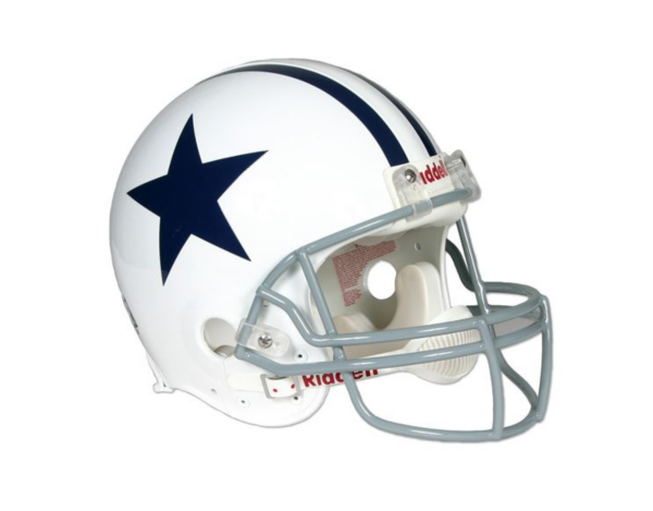 Dallas Cowboys Replica Throwback Helmet