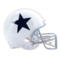 Dallas Cowboys Authentic Throwback Helmet