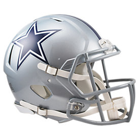Dallas Cowboys Revolution Speed Authentic On Field Helmet