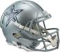 Dallas Cowboys Speed On-Field Replica Helmet