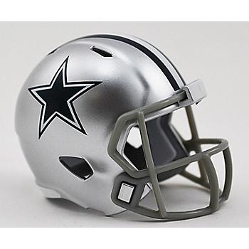 Dallas Cowboys Speed Pocket Pro Helmet