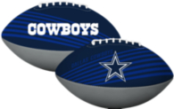Dallas Cowboys Latitude Full-Size Football