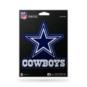 Dallas Cowboys Bling Die Cut Decal