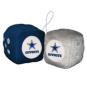 Dallas Cowboys Fuzzy Dice