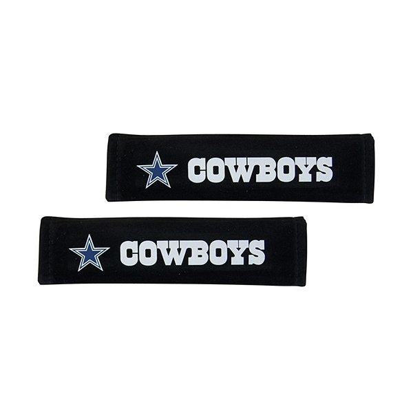 Dallas Cowboys 2-Pack Seatbelt Pad Set
