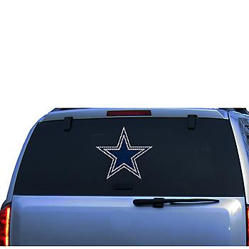 Dallas Cowboys 12-inch Star Window Film