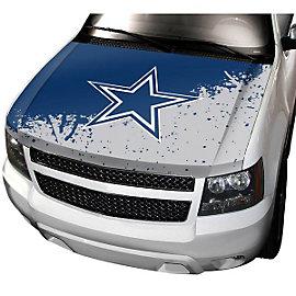 Dallas Cowboys Fabric Hood Cover