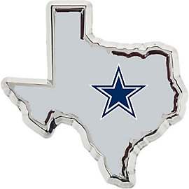 Dallas Cowboys State of Texas Emblem