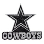 Dallas Cowboys Bling Star Emblem