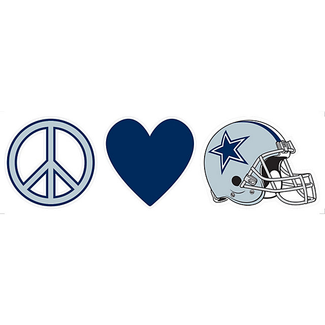 Dallas Cowboys Tolltag >> Decals | Accessories | Cowboys Catalog | Dallas Cowboys Pro Shop