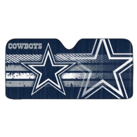 Dallas Cowboys Universal Auto Sun Shade