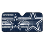 Dallas Cowboys Universal Auto Sun Shade
