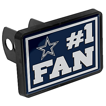 Dallas Cowboys Phrase Hitch Receiver