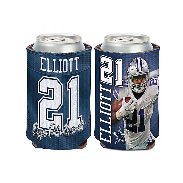 Dallas Cowboys Ezekiel Elliott Koozie