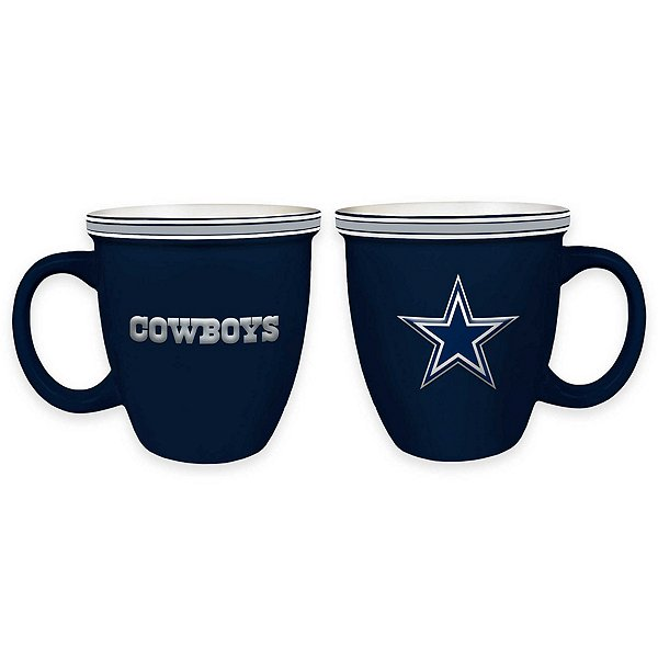 Dallas Cowboys Bistro Mug