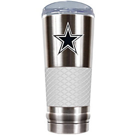 Dallas Cowboys The Draft 24 oz White Vacuum Insulated Cup