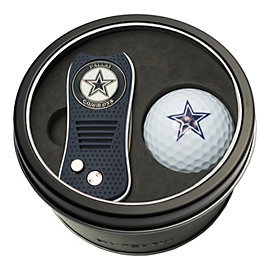 Dallas Cowboys Switchfix Golf Ball Tin Set