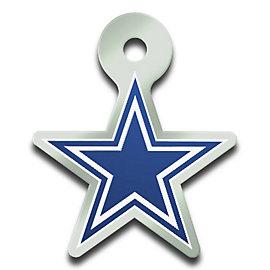 Dallas Cowboys Bag Zipper Pull