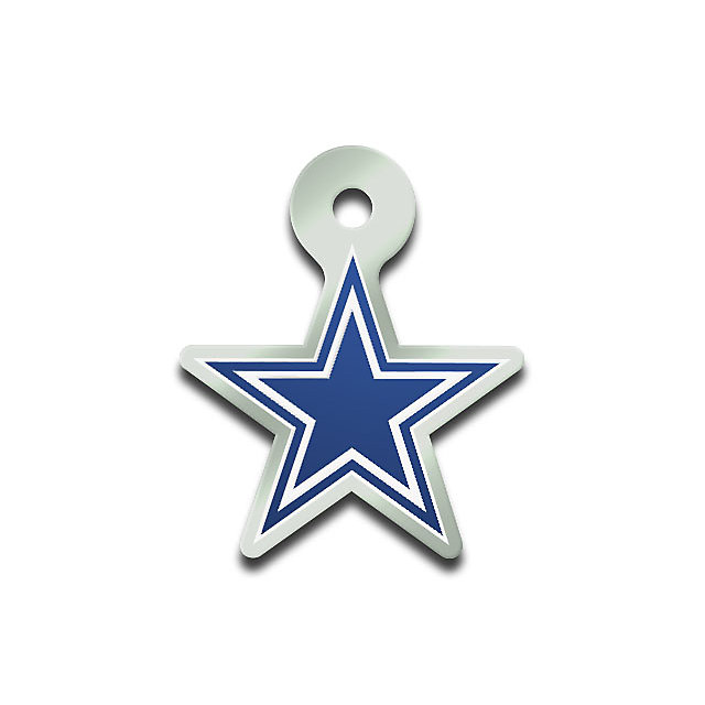 Dallas Cowboys Bag Zipper Pull