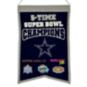 Dallas Cowboys Champions Banner