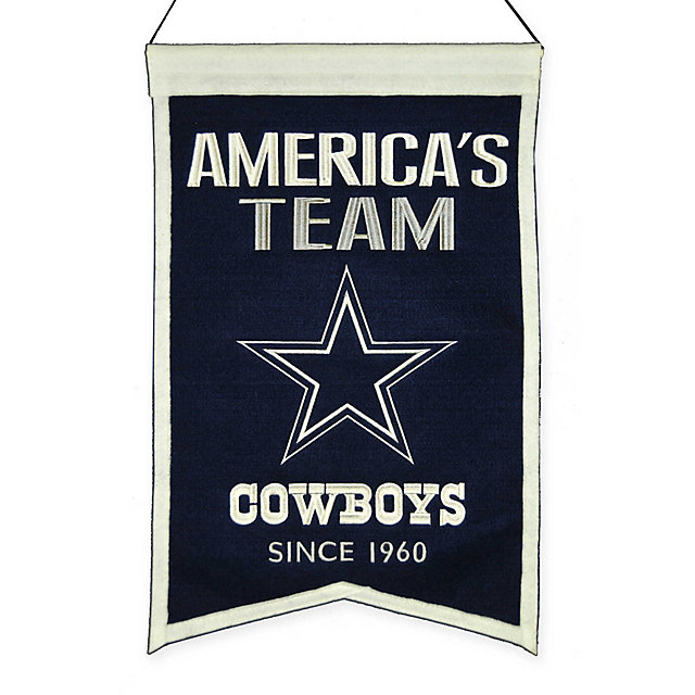 Dallas Cowboys Franchise Banner