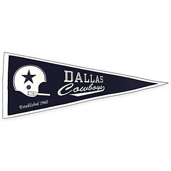 Dallas Cowboys Throwback Pennant