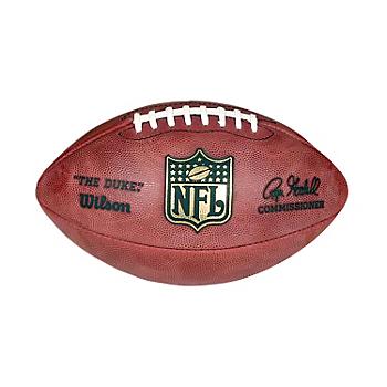 """NFL Wilson """"The Duke"""" Official Game Ball"""