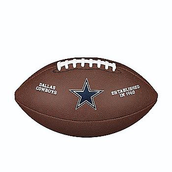Dallas Cowboys Official Size Composite Football