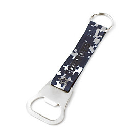 Dallas Cowboys Team Digi Bottle Opener Lanyard Keyring