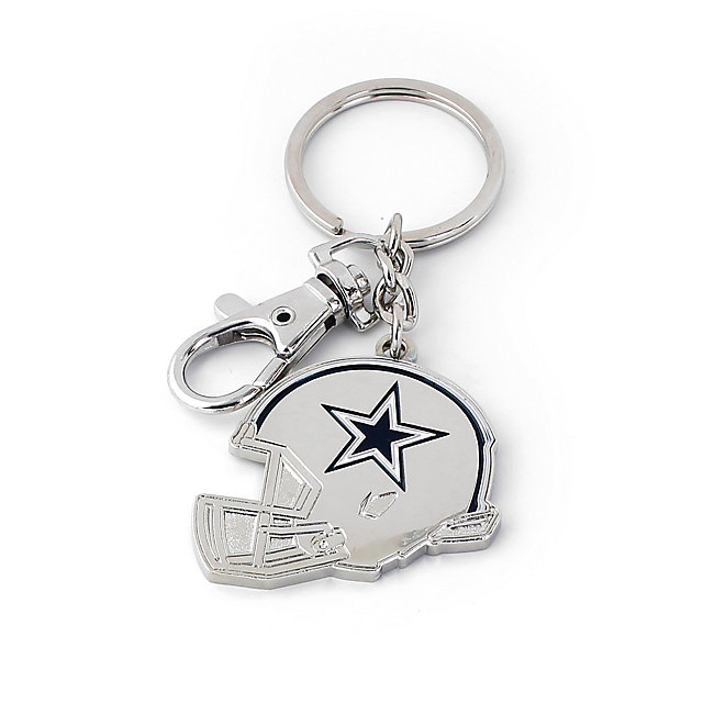 keychains automotive accessories cowboys catalog dallas cowboys pro shop. Black Bedroom Furniture Sets. Home Design Ideas