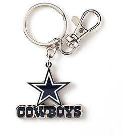 Dallas Cowboys Heavy Weight Logo Keyring