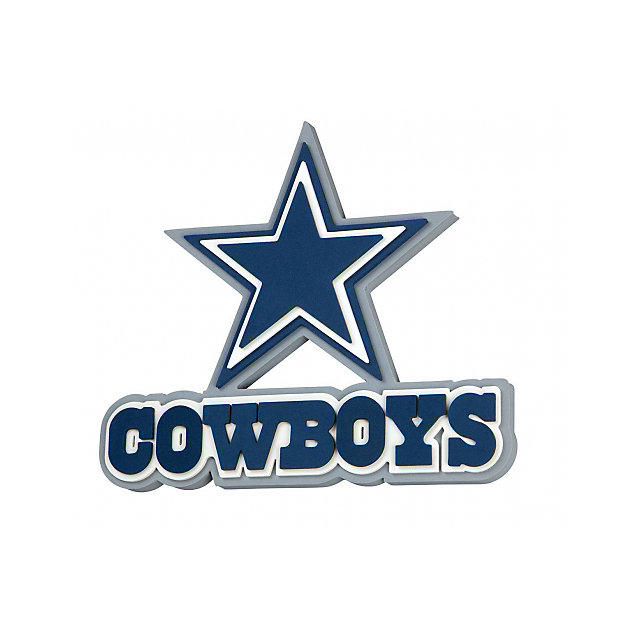 Dallas Cowboys Wordmark Foam Sign