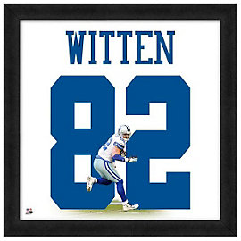 Dallas Cowboys Jason Witten Uniframe