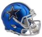 Dallas Cowboys Blaze Mini Helmet