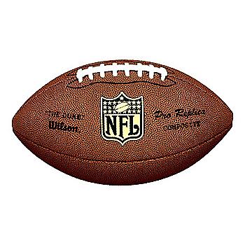 """Dallas Cowboys Wilson """"The Duke"""" Pro Replica Football"""
