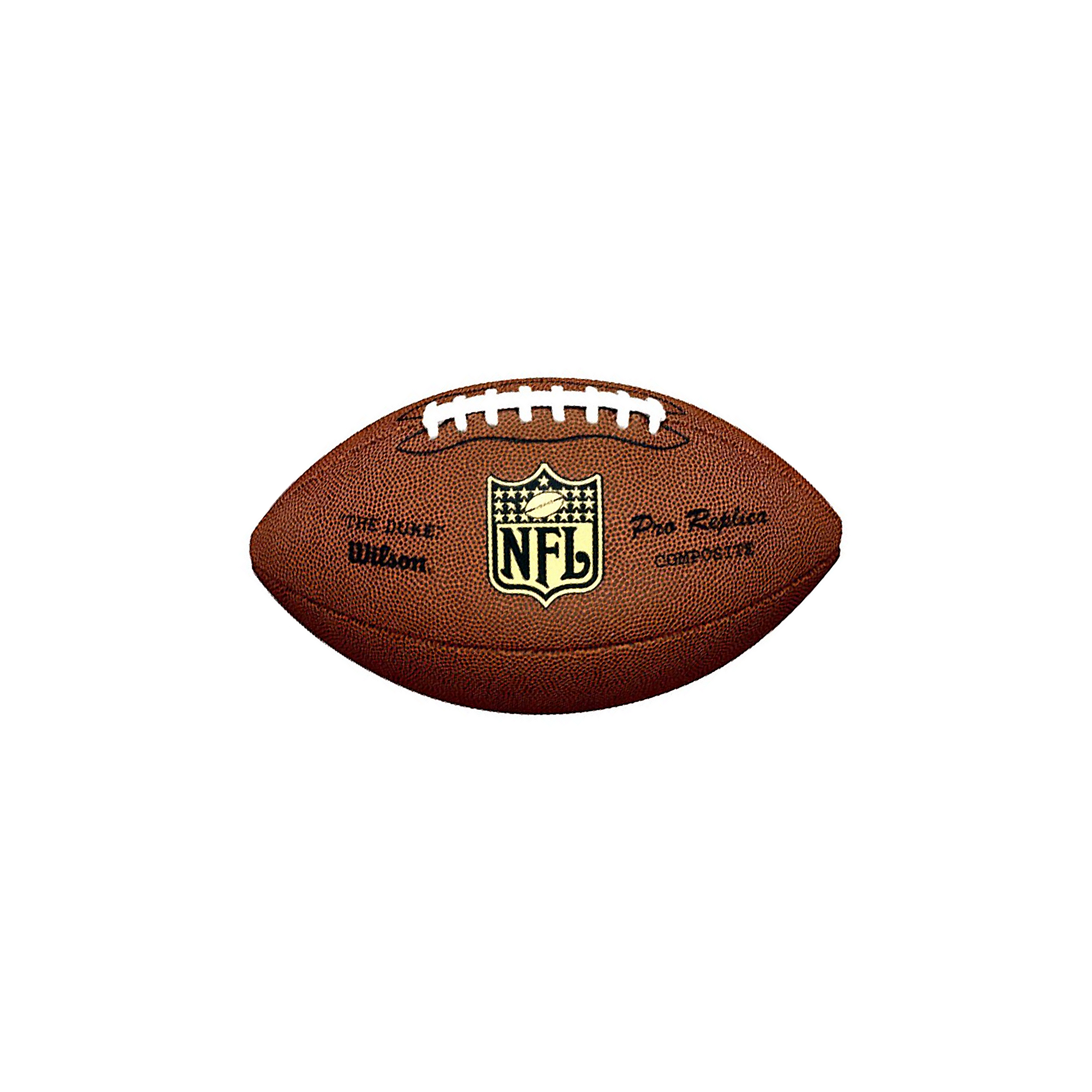 "NFL Wilson ""The Duke"" Pro Replica Football"