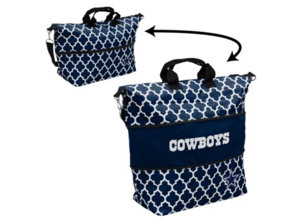Dallas Cowboys Expandable Tote