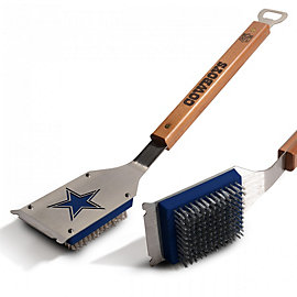 Dallas Cowboys Sportula Classic Grill Brush