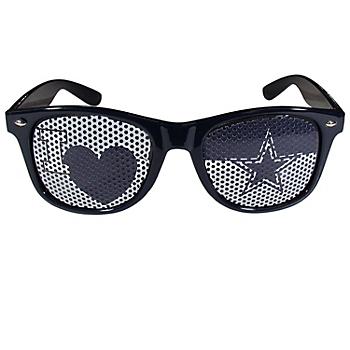 Dallas Cowboys I Heart Gameday Shades